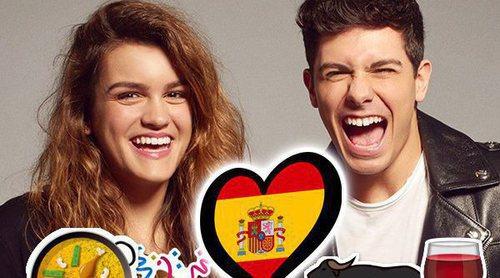 Los representantes de Eurovisión 2018 se imaginan cómo sería el festival en España
