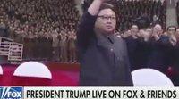 Donald Trump llama en directo en FOX muy enfadado y carga duramente contra sus enemigos