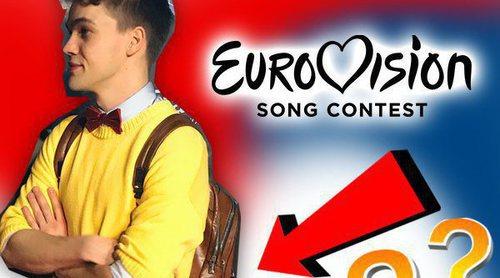 Eurovisión 2018: Los representantes intentan adivinar qué lleva el checo Mikolas Josef en la mochila