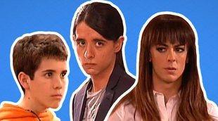 10 surrealistas cambios de actores en las series españolas