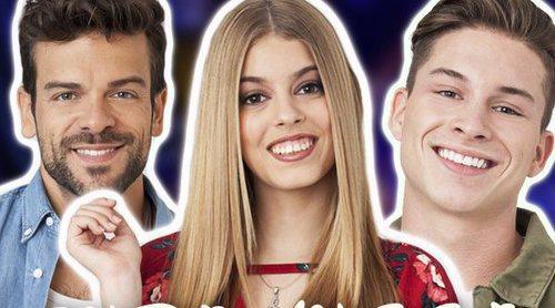 Eurovisión: Raoul, Nerea, Ricky y Percebes y Grelos demuestran sus conocimientos del festival