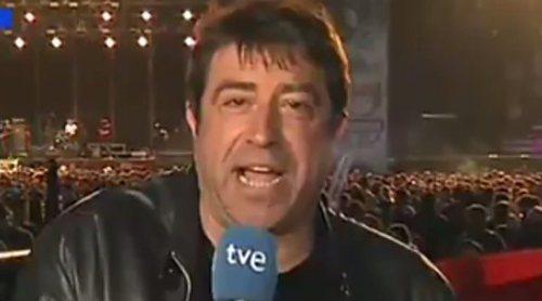 La crónica más rockera de un reportero de TVE sobre el festival Viñarock 2018