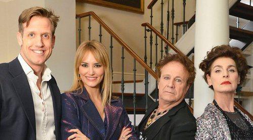 Avance de 'Ven a cenar conmigo: Gourmet Edition' con Alba Carrillo, Fortu, Antonia Dell'Atte y Óscar Martínez