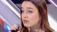 """'Factor X': Lara García capta la atención del jurado cantando """"I'm Not The Only One"""" en las cuartas audiciones"""