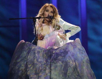 """Eurovisión 2018: Primer ensayo de Julia Samoylova (Rusia) cantando """"I won't break"""""""