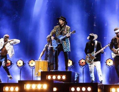 """Eurovisión 2018: Primer ensayo de Waylon (Paises Bajos) cantando """"Outlaw In 'Em"""""""