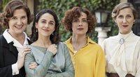 Los actores de 'La otra mirada' cuentan cómo actuarían en situaciones cotidianas si estuvieran en los años 20
