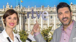 """Tony Aguilar y Julia Varela (Eurovisión): """"El fenómeno 'OT' va a repercutir, estaremos un poco más nerviosos"""""""