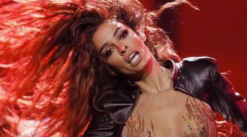 """Eurovisión 2018: Segundo ensayo de Eleni Foureira cantando """"Fuego"""" (Chipre)"""