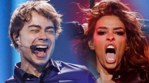 Eurovisión Diaries: Reacciones al segundo ensayo de Chipre y Noruega en Eurovisión 2018
