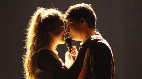 """Eurovisión 2018: Primer ensayo de Alfred y Amaia cantando """"Tu canción"""" (España)"""