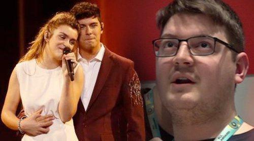 Eurovisión 2018: Así ha reaccionado la prensa al primer ensayo de Amaia y Alfred