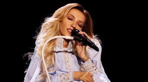 """Eurovisión 2018: Segundo ensayo de Julia Samoylova cantando """"I Won't Break"""" (Rusia)"""