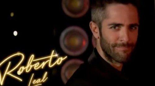'Bailando con las estrellas': Roberto Leal baila en la promo del programa