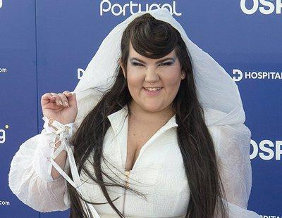 """Netta Barzilai (Eurovisión 2018): """"Nunca en mi vida había sido favorita de nada"""""""