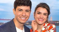 """Amaia y Alfred en la Blue Carpet de Eurovision 2018: """"Estamos muy contentos con el último ensayo"""""""