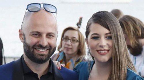 """Eye Cue (ARY Macedonia), sobre la polémica del beso entre Amaia y Alfred: """"Estamos siempre bromeando"""""""