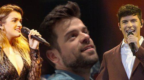 Eurovisión 2018: La prensa reacciona al segundo ensayo general de Amaia y Alfred