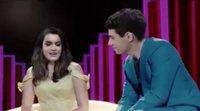"""Almaia en """"Los Juegos del Hambre"""", la parodia de su paso por Eurovisión 2018"""