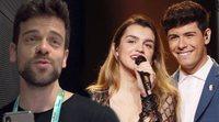 Eurovisión 2018: Ricky Merino reacciona a la actuación de Amaia y Alfred en la Primera Semifinal