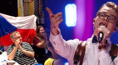 Eurovisión 2018: Reacciones de la prensa a la actuación de Mikolas Josef (República Checa) en la Semifinal