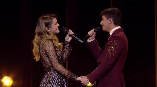 Eurovisión 2018: Actuación de Amaia y Alfred con realización en la Semifinal 1