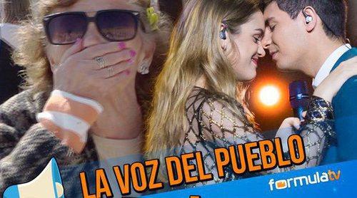 La Voz del Pueblo en Lisboa: ¿Van a ganar Amaia y Alfred en Eurovisión 2018?