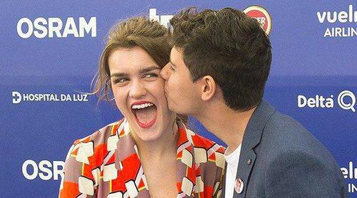 """Eurovisión 2018: Los representantes de otros países opinan sobre Amaia, Alfred y """"Tu canción"""""""