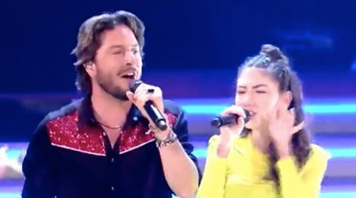 'La Voz Kids': Manuel Carrasco vuelve al programa cantar con los finalistas de la cuarta edición