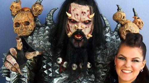 Eurovisión 2018: La monstruosa unión de Lordi y Saara Aalto para apoyar a Finlandia