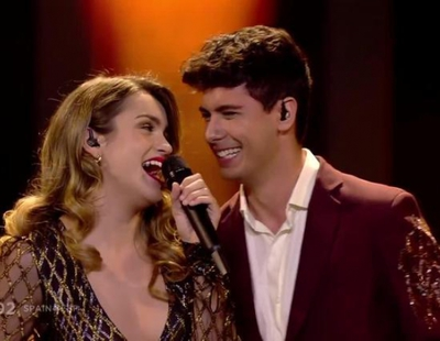 """Eurovisión 2018: Amaia y Alfred cantan """"Tu canción"""" en la Gran Final"""