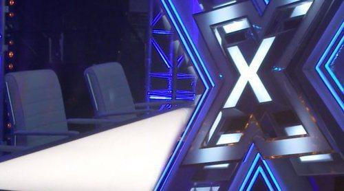'Factor X': Imágenes en exclusiva del plató de la fase de 'Las Sillas' en Telecinco