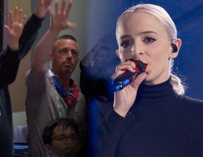 Eurovisión 2018: La reacción de la prensa a Madame Monsieur (Francia) en la Gran Final