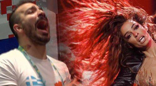 Eurovisión 2018: La reacción de la prensa a Eleni Foureira (Chipre) en la Gran Final