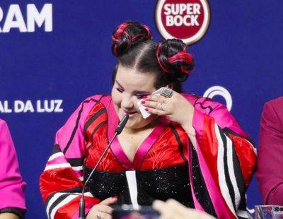 Eurovisión 2018: Rueda de prensa de Netta (Israel) tras su victoria