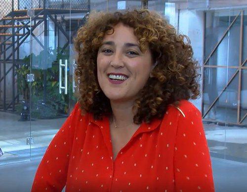 """María Zambrano ('Fama a bailar'): """"No descartamos que nos visiten los antiguos profesores"""""""