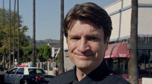 Tráiler de 'The Rookie', la serie de ABC que supone el regreso de Nathan Fillion a la televisión