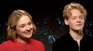 """Alba August y Lucas Lynggaard ('The Rain'), sobre una 2ª temporada: """"Aún no hemos abandonado a los personajes"""""""