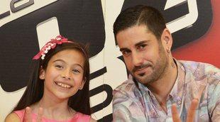 Melani y Melendi celebran su triunfo en 'La Voz Kids 4' con petición de regresar a Eurovisión Junior