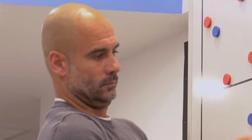 Teaser 'All or Nothing: Manchester City', el documental que sigue a Pep Guardiola de Amazon Prime