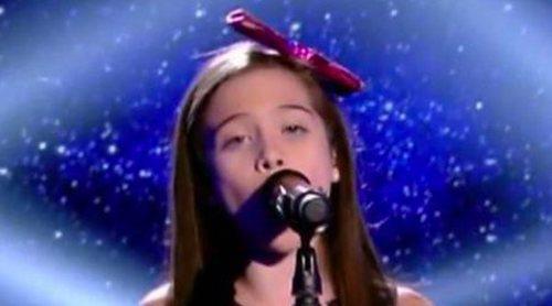 """Melani ('La Voz Kids 4') impresiona con la actuación de """"Nessum dorma"""" con la que ganó"""