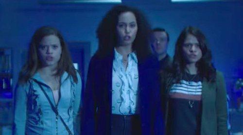Teaser de 'Charmed' con la ouija de las nuevas 'Embrujadas' de The CW como protagonista