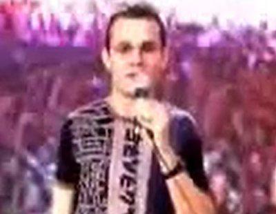 """Un joven canta """"Vaya vaya"""" en el casting de 'Operación Triunfo 2007'"""