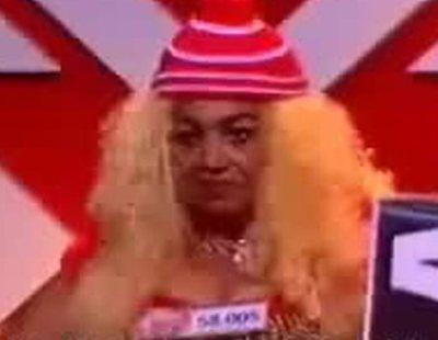 """El """"clon"""" de Shakira canta """"La tortura"""" en la versión colombiana de 'Factor X'"""