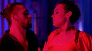 """'Fama a bailar': Valero y Lucía bailan """"Fuego"""" de Eleni Foureira, representante de Chipre en Eurovisión 2018"""
