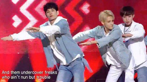 """Concursantes de 'Produce 101' coreografían """"Get Ugly"""" de Jason Derulo"""