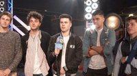 'Factor X': La categoría de chicos confiesa sus miedos antes de la fase de las Las Sillas