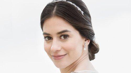 """Alejandra Meco ('El secreto de Puente Viejo'): """"Surgen cosas por la lucha de Elsa con su familia por su amor"""""""