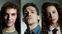 """Miguel Herrán, Jaime Lorente y María Pedraza: """"'Élite' no es una serie adolescente, es para todo el mundo"""""""