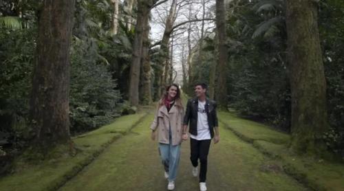 Postal de Amaia y Alfred en Eurovisión 2018